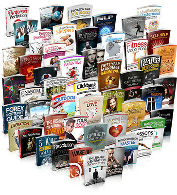 eBooks 252000 Package Collection With Master Resell Rights | Pdf Format |