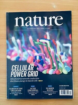 NATURE - Journal of Science Magazine 30 July 2015. Vol 523 Number 7562