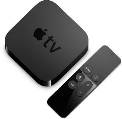 Apple TV 4. Generazione 32GB A8 HDMI WLAN Nero con Siri Remoto