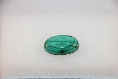 Natural Malachit Cabochon Oval ,  Edelsteine 22x14mm, 25ct. (7)