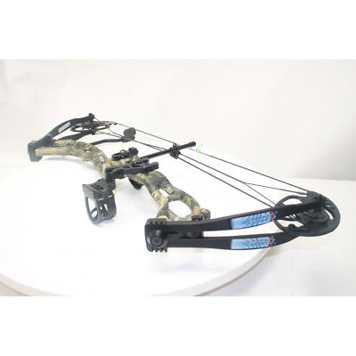 Bear Salute Rh Compound Bow Draw Length 28 Draw Weight 70 Lbs
