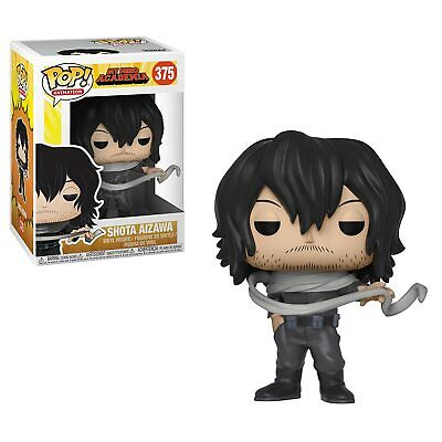 Funko Toys PoP! Anime My Hero Academia MHA Shota Aizawa 4in. Figure #375 pop