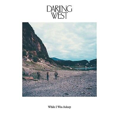 DARLING West While I Was Asleep LP Vinyl NEW 2018
