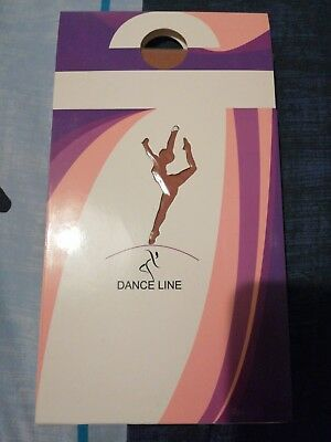 Branded Ladies Womens Girls Shimmer Dance Tights Full Foot style.