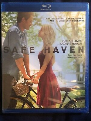 SAFE HAVEN  - Blu-Ray - New - Sealed