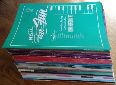 Instructional Method Books for beginning Keyboard, Percussion & Drums