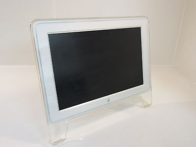 Apple 20in Cinema Display Monitor LCD White/Grey Widescreen A1038