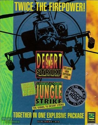 DESERT & JUNGLE STRIKE PC +1Clk Windows 10 8 7 Vista XP Install