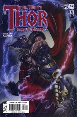 Thor (1998 series) #52 in Near Mint minus condition. Marvel comics [*xd]
