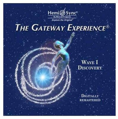 Gateway Experience Hemi Sync Wave I Discovery Monroe New Version Remastered CD