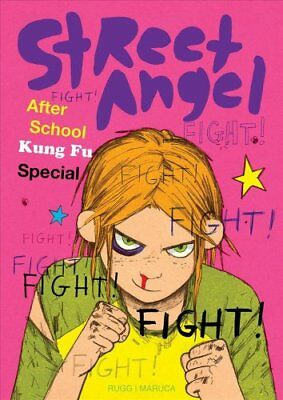 Street Angel: After School Kung Fu Special by Brian Maruca 9781534302877