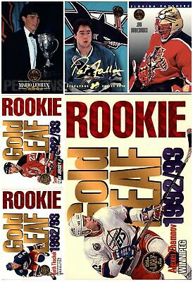 1993-94 Leaf Painted Warriors, Rookies, Signature Series, More - YOU CHOOSE!