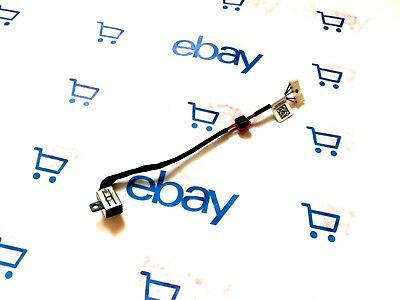 """DC Power Jack Cable Dell Inspiron 15 i5559-4681SLV 15.6"""" 0KD4T9 KD4T9 Socket"""