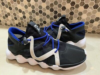 competitive price 9be80 5e41c Adidas Y-3 Yohji Yamamoto Kyujo Low Top Sneakers Shoes Us 11