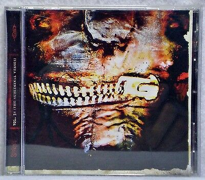 Vol. 3: The Subliminal Verses [PA] by Slipknot (CD, May-2004, Roadrunner)