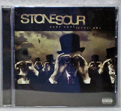 Come What(ever) May [PA] by Stone Sour (CD, Aug-2006, Roadrunner)