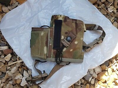 British Army New MTP PRR Carrier Radio Set Pouch Molle ( Navigation Module )