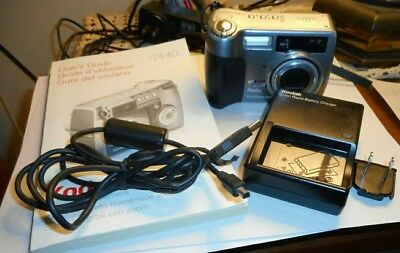 Kodak EasyShare dx 440 Digital Camera