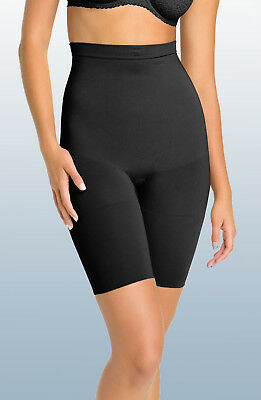 #UD9 Spanx Trust Your Thinstincts High-Waisted Mid-Thigh Shaper Balck Plus Size