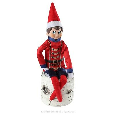 Elf On The Shelf Sugar Plum Soldier Claus Couture  Outfit Clothes No Doll 2018