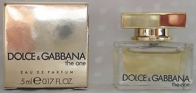 bde1ba31a434e MINIATURE EAU DE Parfum The One de Dolce Gabbana 5 ml - EUR 7
