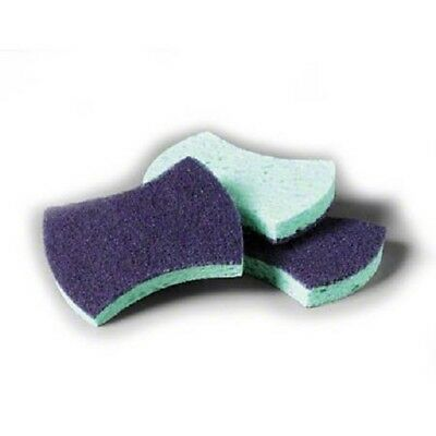 Blast Nastiest Crap?  MMM3000 Scotch Brite 3M 3000 Power Scrub Sponges (20/cs)