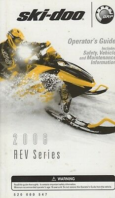 1994 ski doo safari deluxe manual
