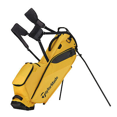 New TaylorMade Golf- 2017 Flextech Lite Stand Bag Yellow