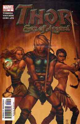 Thor: Son of Asgard #9 in Near Mint minus condition. Marvel comics [*r2]