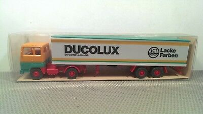 Autos, Lkw & Busse Wiking Ford Transcontinental Ducolux Sattelzug *vi540-91