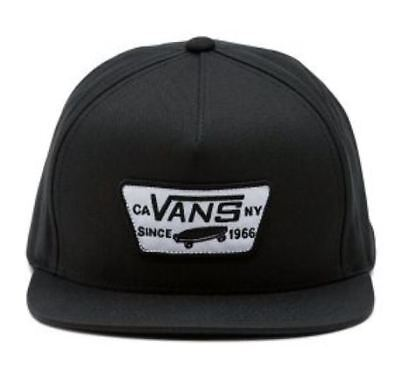 08ae76dc BRAND NEW BOYS Vans Full Patch Youth Adjustable Snapback Hat True ...