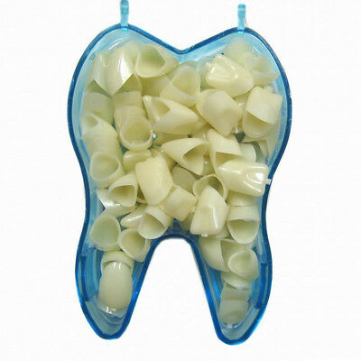 Portable Oral Hygiene Care Dental Temporary Crown Material for Anterior Teeth