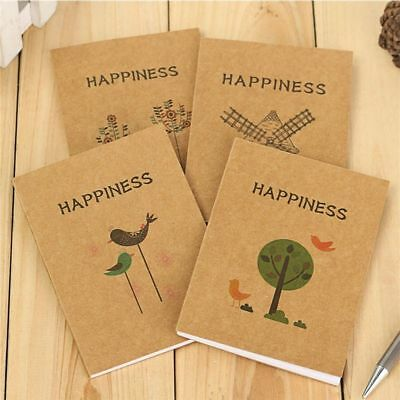 Journal Painting Planner Blank Notebook Kid Gifts Notebook Stationery