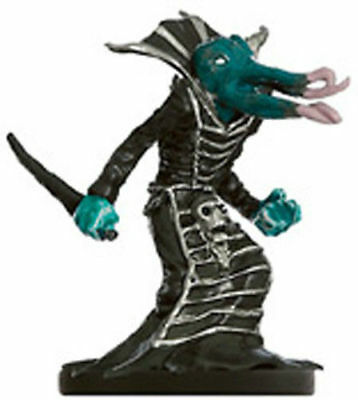 D&D Mini - MIND FLAYER SCOURGE  #26 (Dungeons of Dread Series - RARE & UNUSED!!)