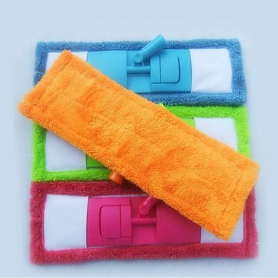 Great Home Cleaning Replacement Mop Pad Coral Velvet Refill Household Dust Head