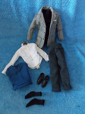 Frank Sinatra Doll Fashion Only From Barbie Loves Frank Sinatra Set
