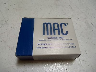 Mac Valves 111B-221Ba Pneumatic Valve *new In Box*