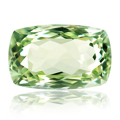 15.86ct 100% Natural earth mined top quality aaa green color amethyst prasiolite