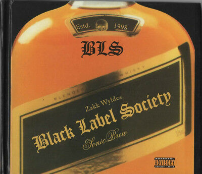 Black Label Society – Sonic Brew RARE COLLECTOR'S NEW DIGIBOOK! FREE SHIPPING!