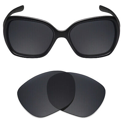 7384463d98d Mryok Anti-Scratch Polarized Replacement Lens for-Oakley Overtime Sunglass  Black