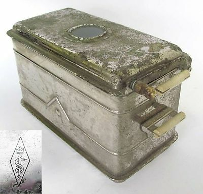 Wwii Original German Medical Surgical Instruments Sterilizer – Aesculap