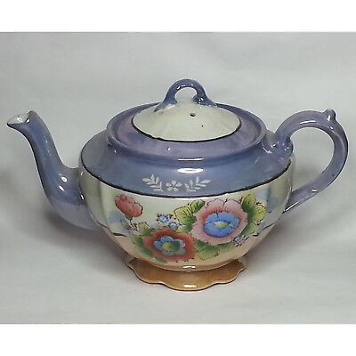 Takito TT Japan Bone Chine Porcelain Teapot Japanese Collectible