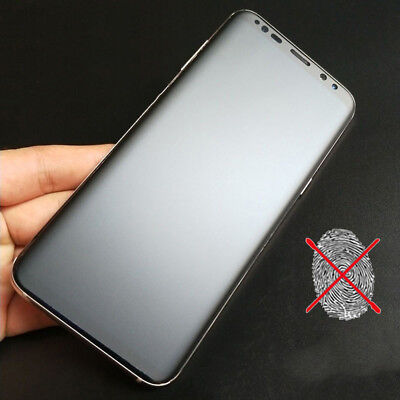 Matte Full Covered Film Anti-glare Soft Screen Protector For Samsung Huawei LG