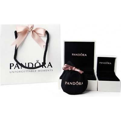 Pandora Gift Box, Bag, Pouch, Medium, Small; Rings, Bracelets, Bangles, Charms,