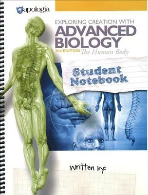 Exploring Creation with Advanced Biology: The Human  Body, 2nd Edition Student