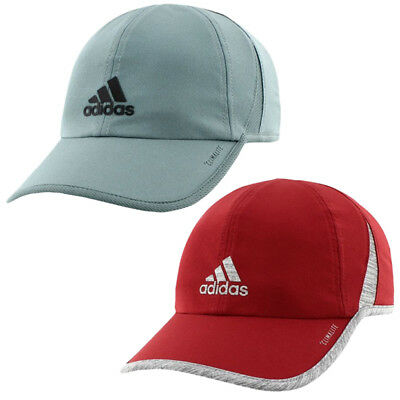 733f42ad1cced ADIDAS MEN SUPERLITE Tennis Running Cap Hats Adjustable One Size ...