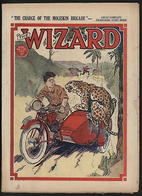 Wizard #431, Mar 7 1931, Rare Early Issue, Great Condition