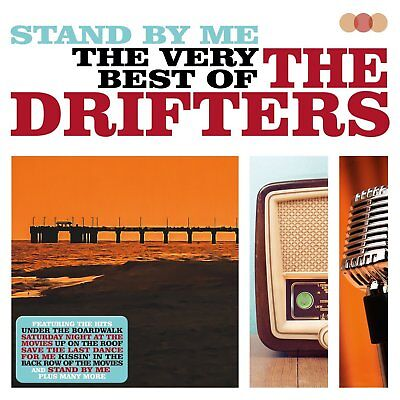 Drifters Stand By Me The Very Best Of Cd New