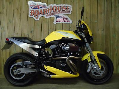 Buell X1 Lightning Sunflower Designer Yellow Full Stage 1 ** UK Delivery **