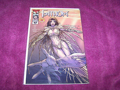 Michael Turner's Fathom #12 Dynamic Forces edition 4897 of 10000 NM/M